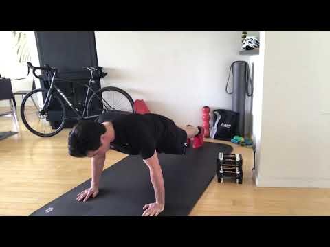 Pushup With Leg Raise   Body360 Fit Blog