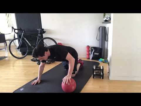 Medicine Ball Pushup   Body360 Fit Blog