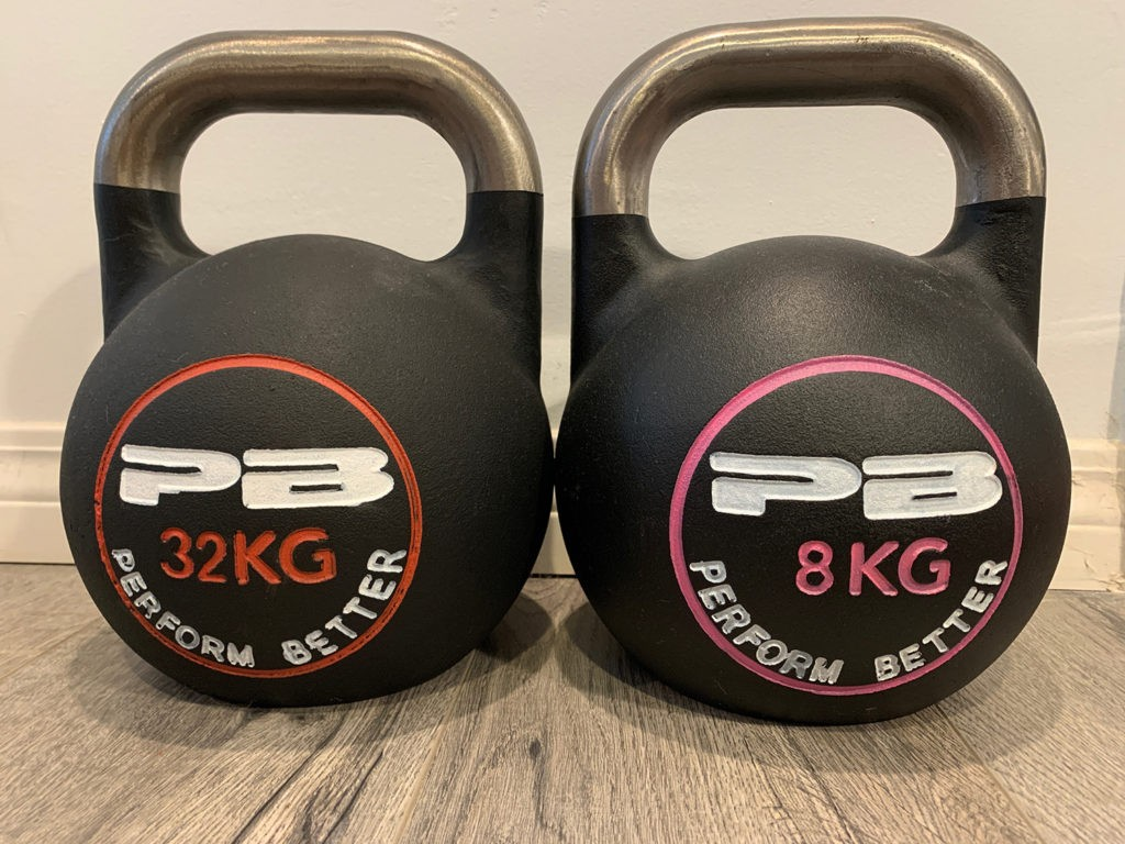 Competition Kettlebells | Full Body Kettlebell Workout | Body360 Fit