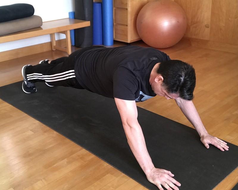Superman Plank Progression: How To Do A Superman Plank