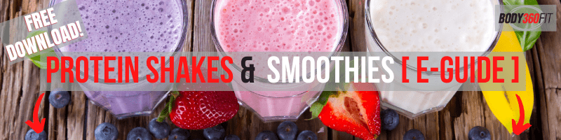 Healthy Protein Shakes & Smoothie Recipes | Body360 Fit