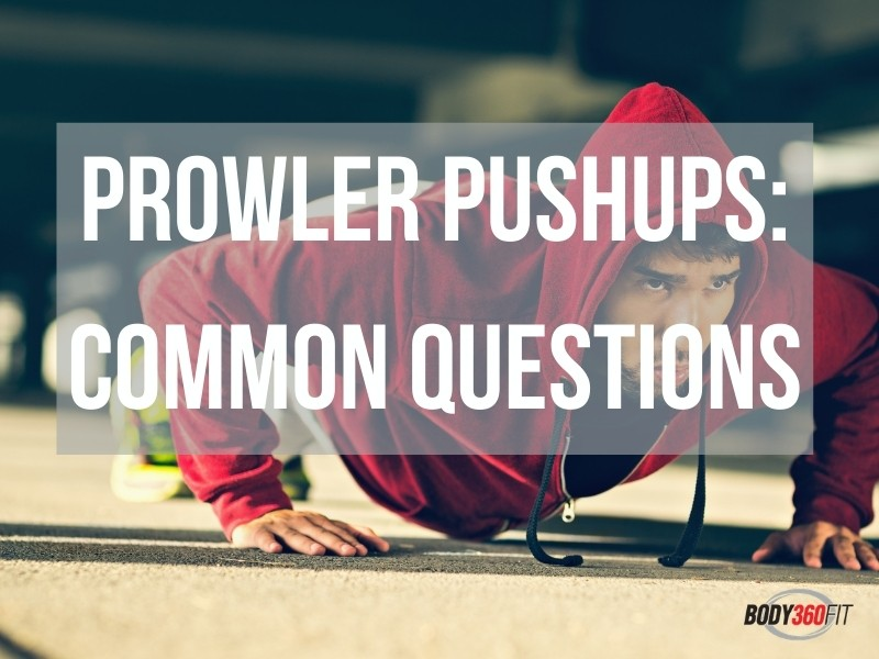 How To Do The Prowler Pushup | Body360 Fit