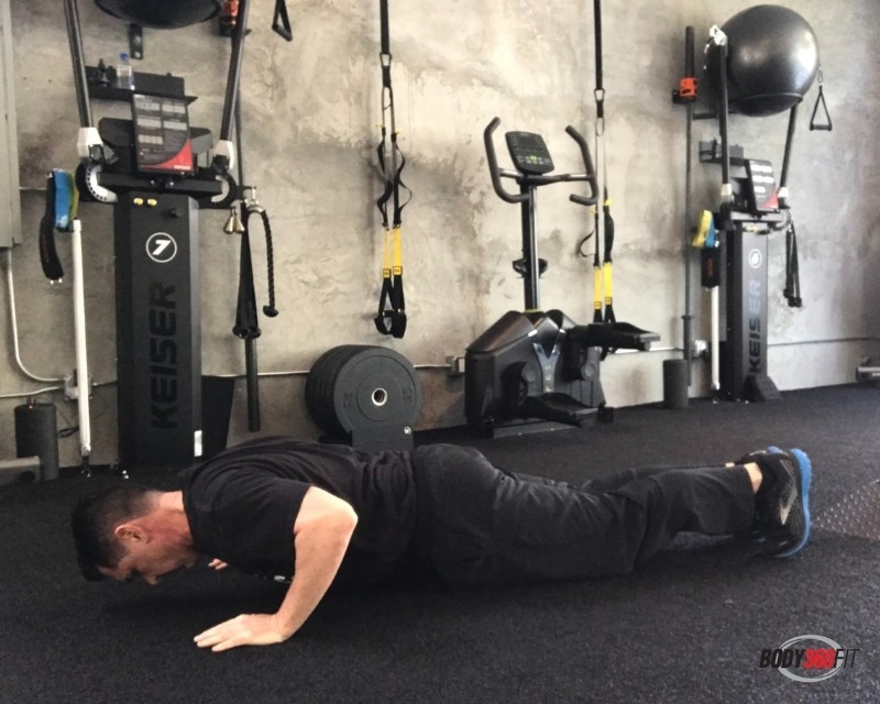 Prowler Pushup Tutorial | Body360 Fit